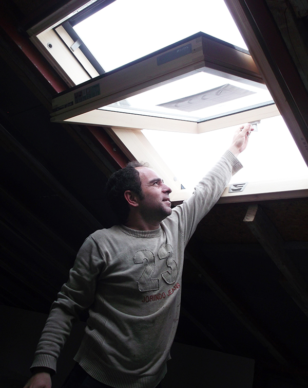 Çatı Penceresi Montajılari