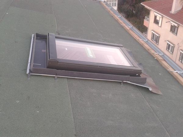 Çatı Penceresi Montajları