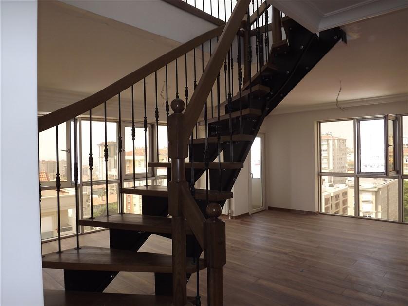 çelik merdiven ölçüsü