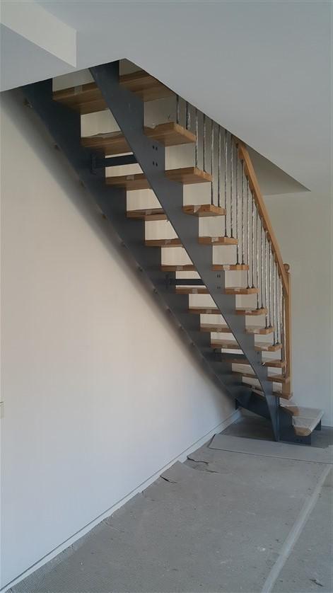 çelik dubleks merdivenler