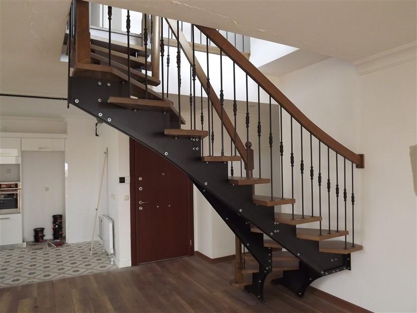 çelik merdiven fiyatı