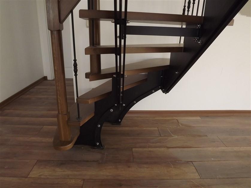 çelik merdiven çizimleri